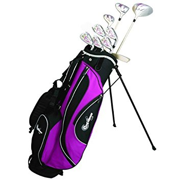 Confidence Golf ESP Lady Graphite Hybrid Club Set