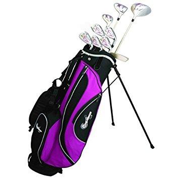 Confidence Golf ESP Lady Graphite Hybrid Club Set