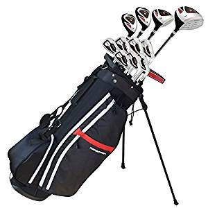 Prosimmon Golf X9 Mens GRAPHITE Hybrid Club Set & Bag Review