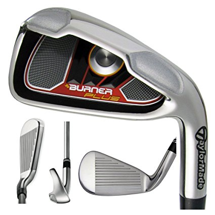 TaylorMade Burner Plus Irons for Women