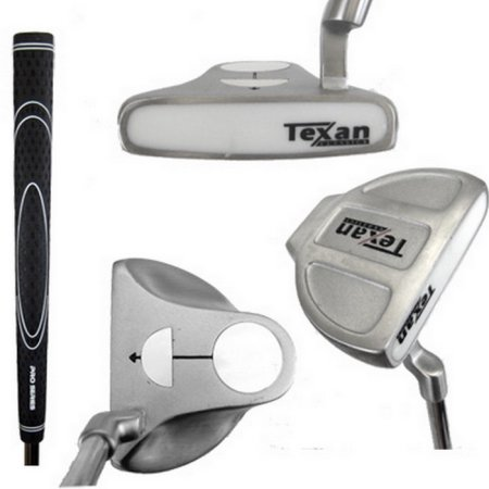 Texan Classics Hot White Ball Putter 35